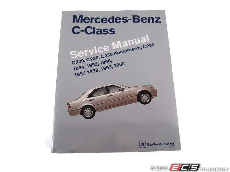 service manuals schematics 2000 mercedes benz c class. Black Bedroom Furniture Sets. Home Design Ideas