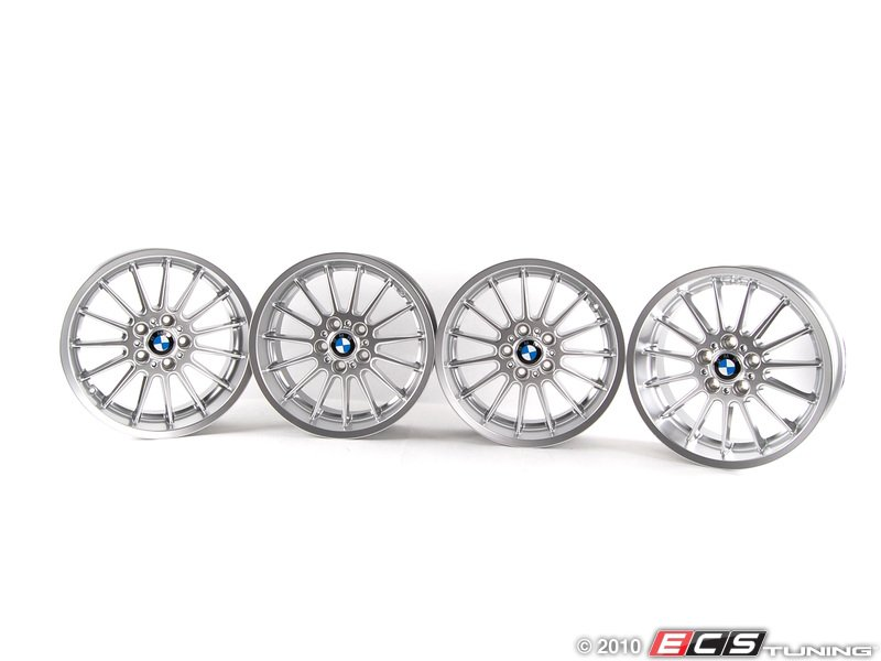 genuine bmw wheel event - 3611020