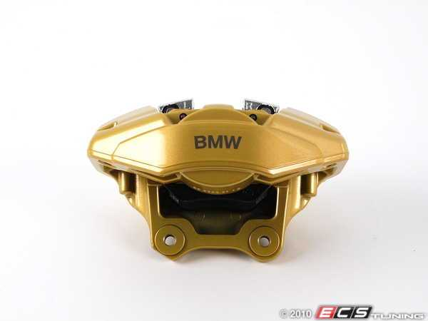 Rear BMW Performance Caliper - Left