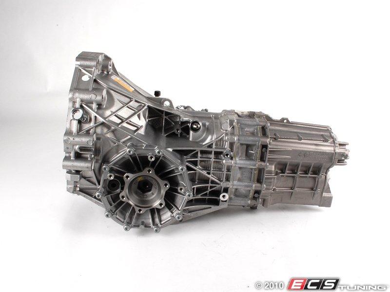 Audi B7 A4 Fwd 2 0t Drivetrain 01x300044ex