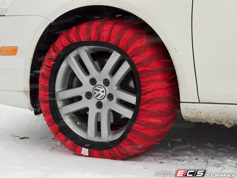Ecs news isse snow chains c60066 classic c 600 textile for Mercedes benz socks