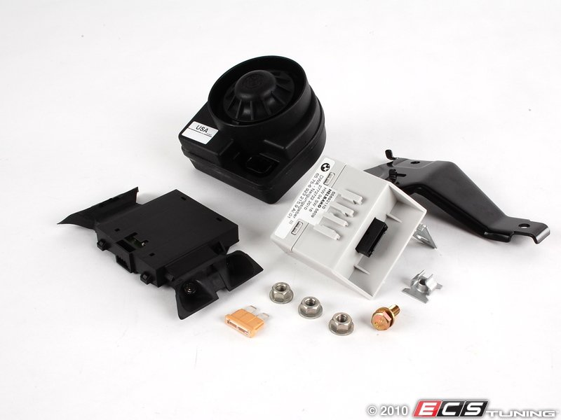 Bmw E46 330ci M54 3 0l 65739416520 Alarm Retrofit Kit