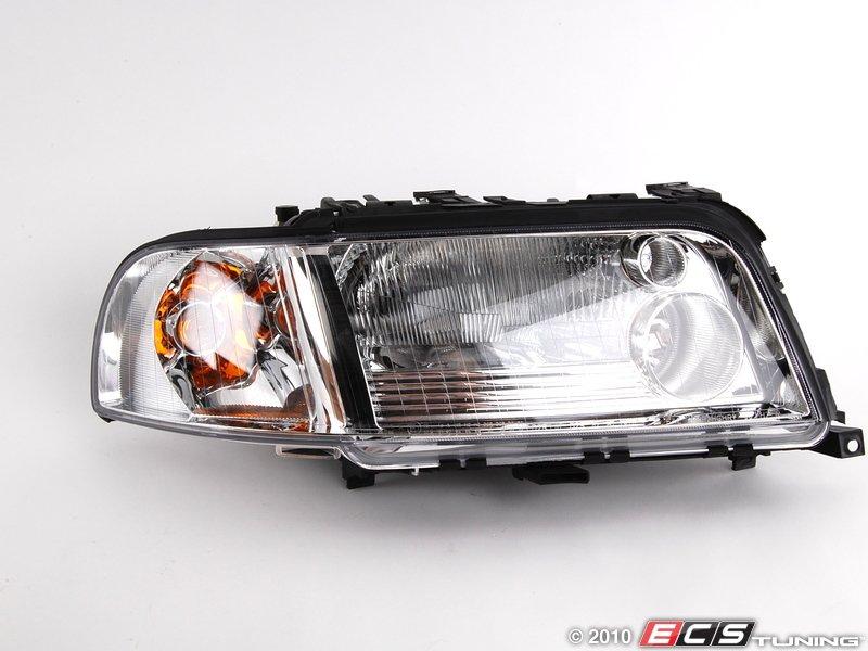 Audi A8 Headlights : Audi d a quattro ba xenon headlight