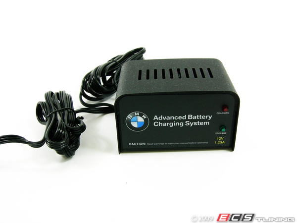 Bmw Motorcycle Advanced Battery Charging System