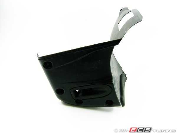 ES#128292 - 51712694832 - Front Forward Fender Liner - Right - Featuring the air duct for brake cooling - Genuine BMW - BMW