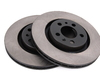 OP Parts Front Brake Rotors - Pair (280x22)