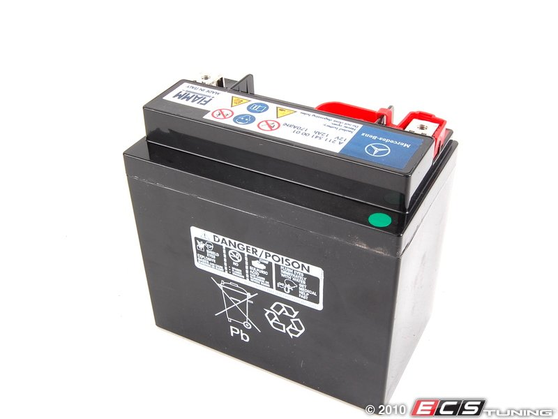 2115410001 auxiliary battery no longer available es for Mercedes benz ml350 battery
