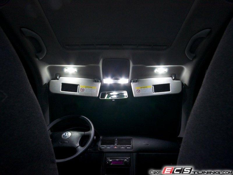 Ecs News Ziza Led Interior Lighting Kit Golf Gti 337