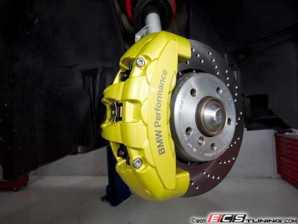 Ecs Tuning Ecs 6 Piston Big Brake Kit E36 E46 Non M