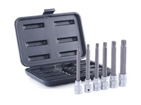 Long Reach Triple Square Driver Set - 6 Pieces