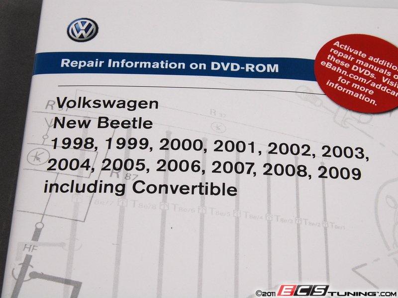 es 1306797 - vnb6 - new beetle  98-09  service manual