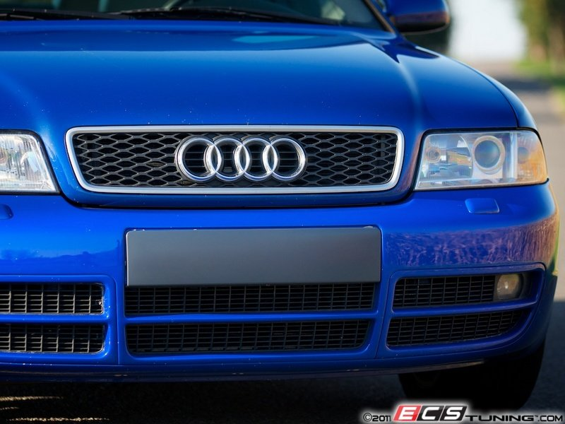 Wanted B5 S4 Fog Lights And Plate Bracket Cover