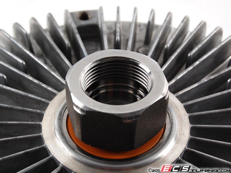 radiator fan clutch  Italian  German  PONS