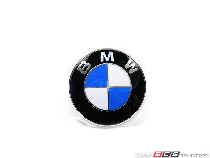 51147057794 Bmw Roundel Emblem Es 79272