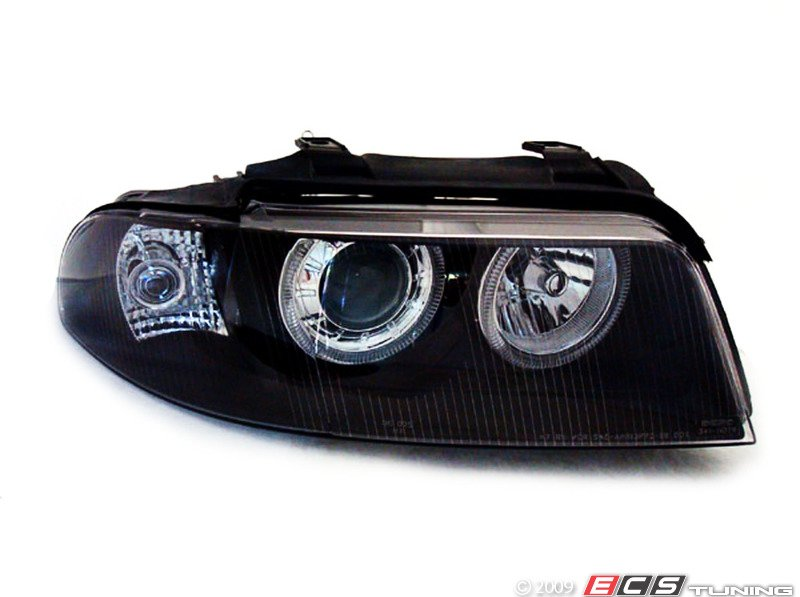 Aftermarket Headlights: Aftermarket Headlights Audi A4
