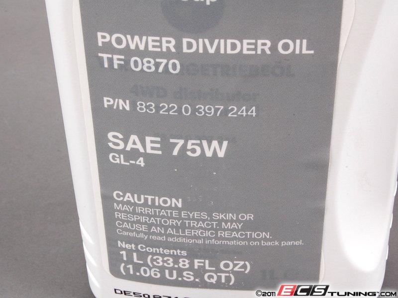 83220397244 Xdrive Transfer Case Service Kit Es 2515438