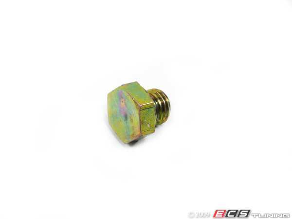 ES#15385 - 07119919225 - Coolant/Oil Drain Plug - See MOQKT - Genuine BMW -