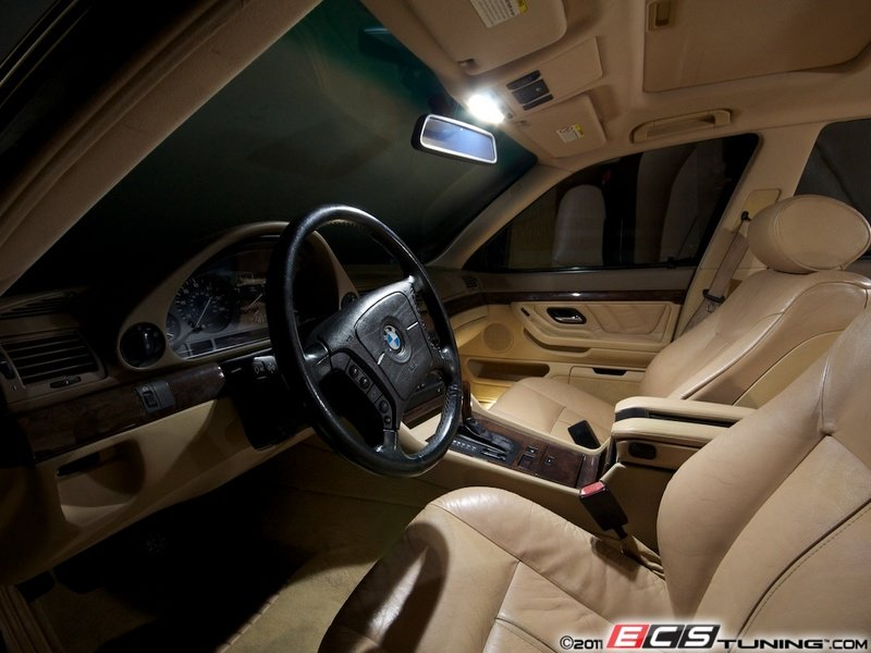 E38 Interior Led Lighting By Ziza