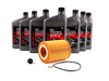 ES#263047 - M50OCI - Inspection I/Oil Service Kit - Upgraded to included a ECS magnetic drain plug - featuring a MANN oil filter - Assembled By ECS - BMW
