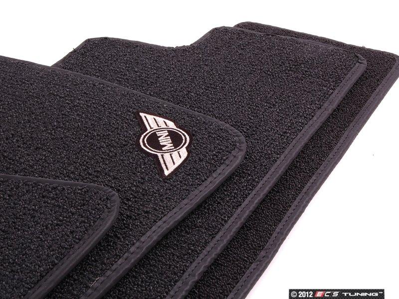 Ecs News R50 R53 Mini Cooper S Jcw Floor Mat Carpet Set