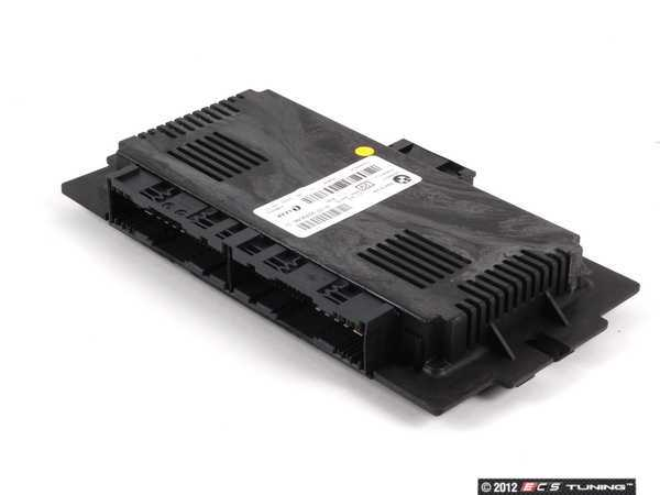 ES#2194595 - 61359249086 - FRM 3 Module - Does not include harness - Genuine BMW -