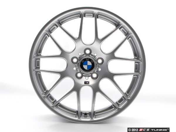 ES#11534 - 36112282999 - 19 Rear Competition Package/CSL Alloy Wheel - Priced Each - 19x9.5 5x120 ET27 CB 72.6mm. The real deal! - Genuine BMW - BMW