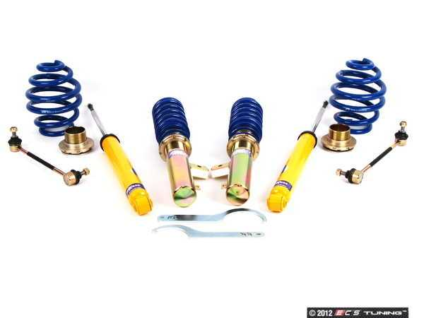 Highsport Coilover System - Non-Adjustable Dampening