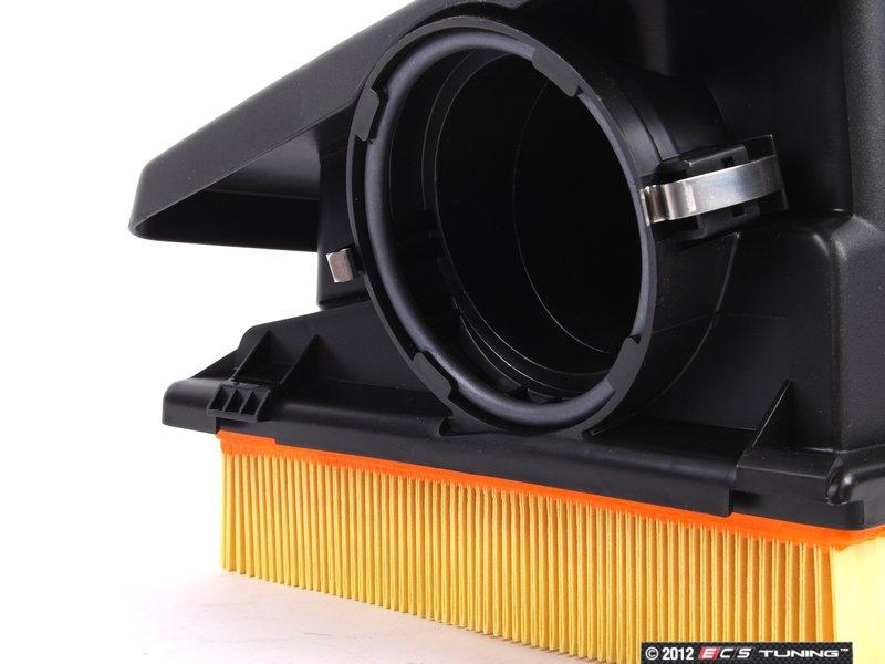 Engine Air Filter Housings : Bmw e i m l engine intake  air