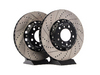ECS 2-Piece Front Brake Rotors - Pair (325x28)
