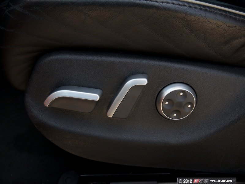 Ecs News Audi 8p A3 2 0t Aluminum Power Seat Control