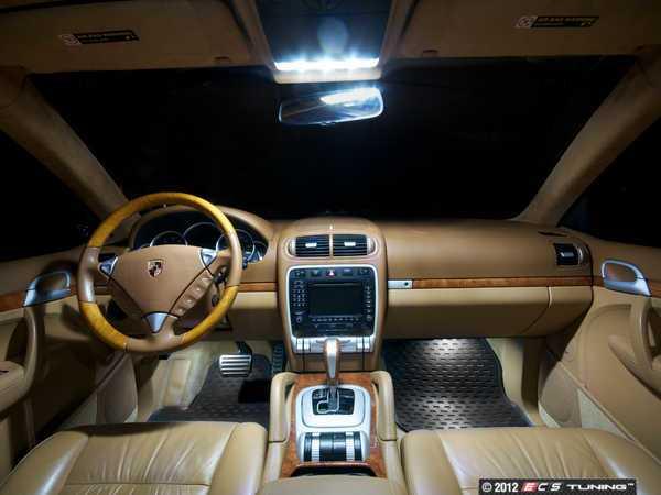 2004 Porsche Cayenne S V8 4 5l 955ledfullkt Master Led