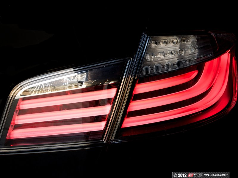 Ecs News Bmw 5 Series F10 White Line Tail Light Kit