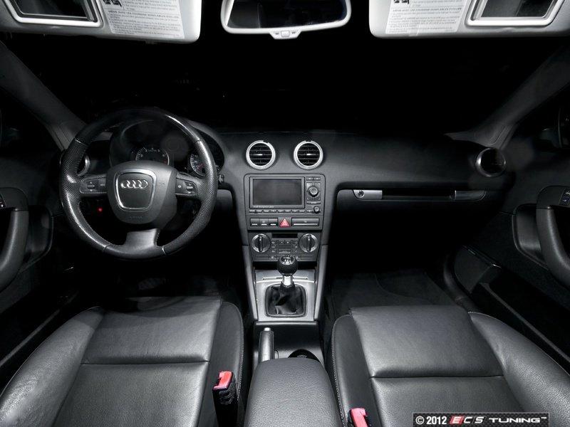 Audi A3 Fwd 2 0t Pl3642ba9kt1 Master Led Interior