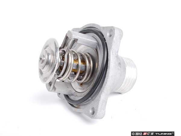 ES#2091289 - 11531437526 - Thermostat Assembly - Comes with aluminum housing, o-ring  sensor - MTC - BMW