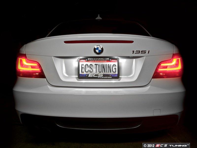 Ecs News Bmw 1 Series Black Line Led Tail Lights