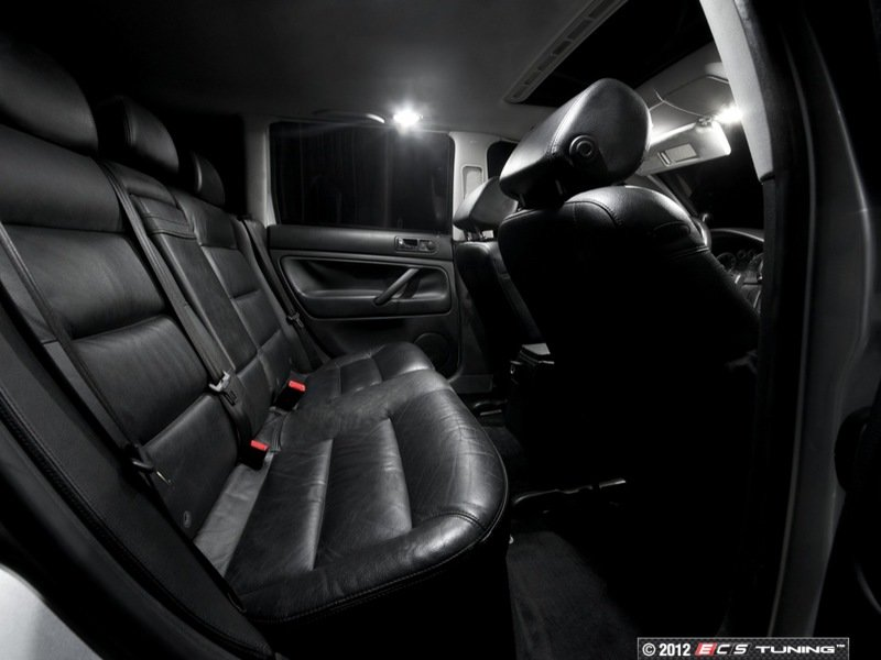 ecs news vw b5 passat ziza led interior lights 2012 volkswagen passat fuse box diagram