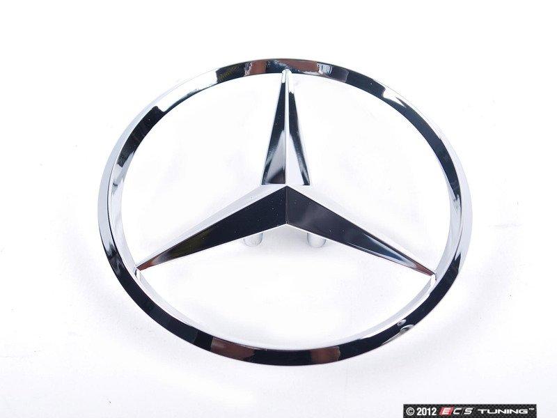 2003 Mercedes Benz C240 4matic V6 2 6l Exterior Emblem