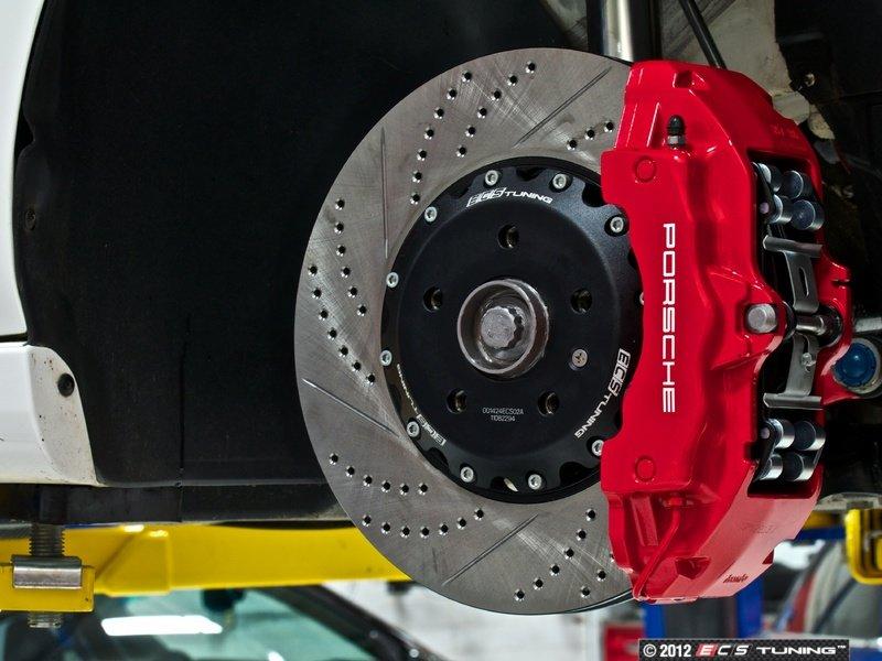 ECS News Volkswagen MKV/MKVI/R Big Brake Kits - Stage 5