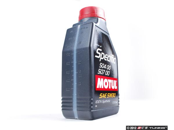 Volkswagen Oil Standard 502 00 >> Search Motul - 838711 - Specific 504.00 / 507.00 Engine Oil (5w-30) - 1 Liter - ES#261369
