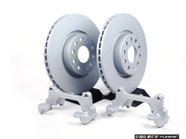 Front Big Brake Kit - Plain Rotors (312x25)