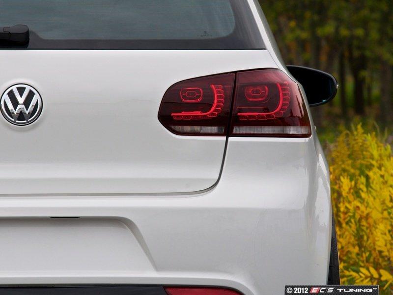 Ecs News Volkswagen Mkvi Golf Gti Golf R Tinted Led Tail