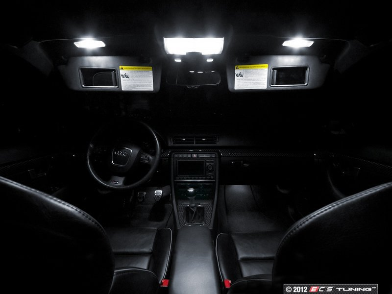 Ecs News B7ledkit Master Led Interior Lighting Kit Es 2202566
