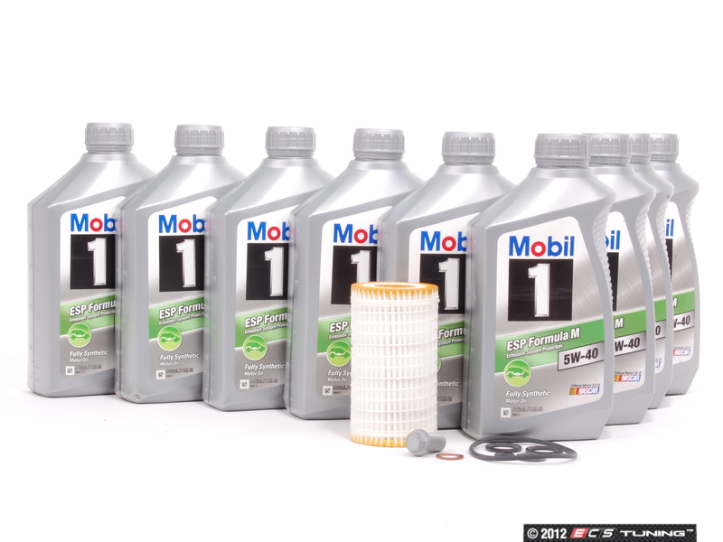 Ecs news mercedes benz w163 m class oil service kits for Mercedes benz recommended oil