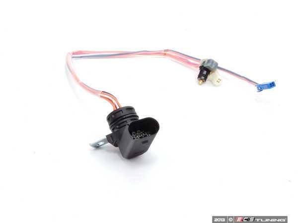 2007 mini cooper base l4 1 6l 24367551110 wiring harness temperature sensor es 45727