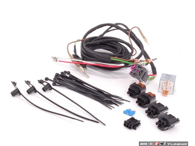 561052186a - retrofit fog light wiring harness b7