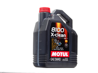 8100 X-Clean C3 Engine Oil (5w-40) - 5 Liter 