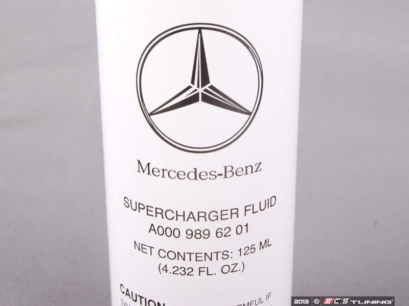 Mercedes benz supercharger oil for How much is a mercedes benz oil change