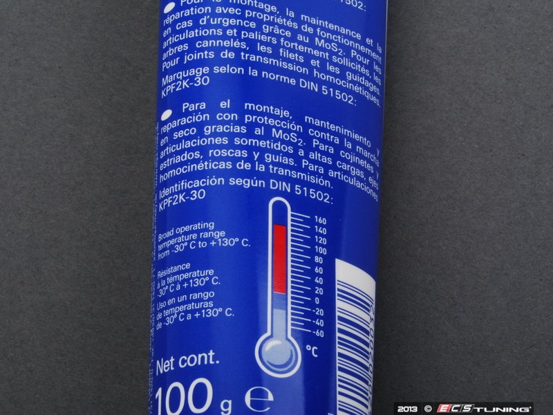 search liqui moly - 00004311001 - liqui moly long-life grease - 100 gram tube