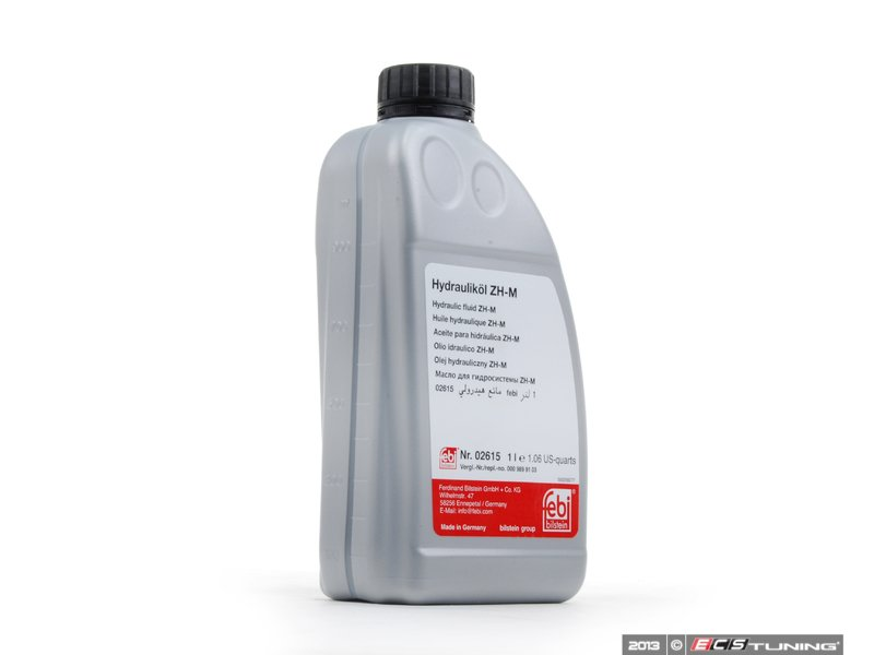 Mercedes benz forum sls fluid for Mercedes benz hydraulic fluid