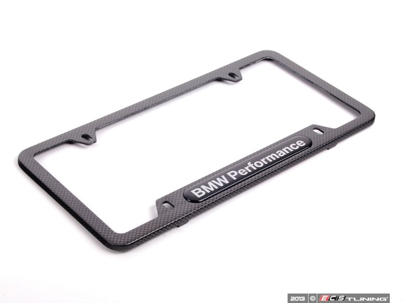 license plate frame carbon fiber bmw performance license plate frame. Cars Review. Best American Auto & Cars Review